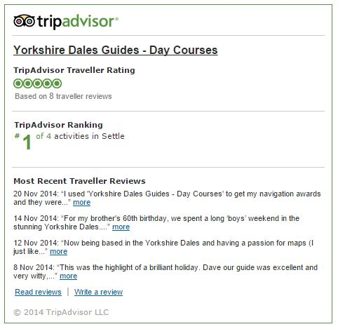 see our trip advisor page