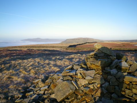 Summit of Fountains Fell