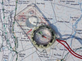 Map and Compass